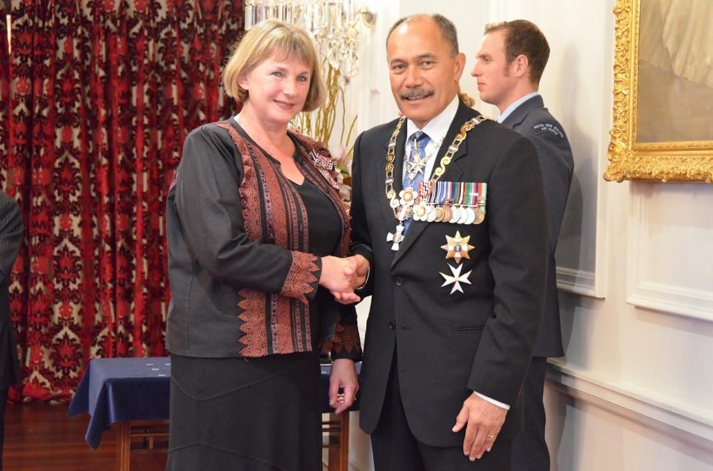Queen's Service Medal